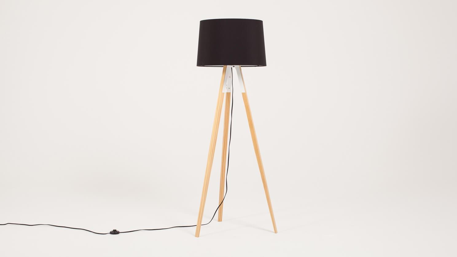 Axle Floor Lamp
