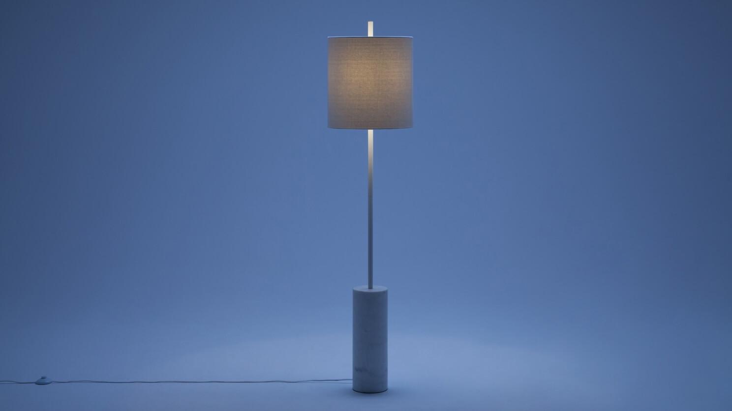 Drum Floor Lamp Eq3