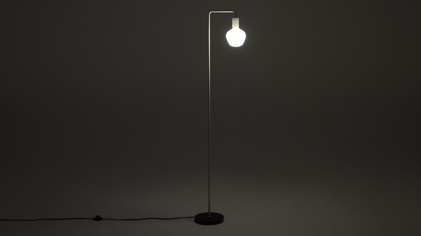 Par Marble Floor : Metro floor lamp eq