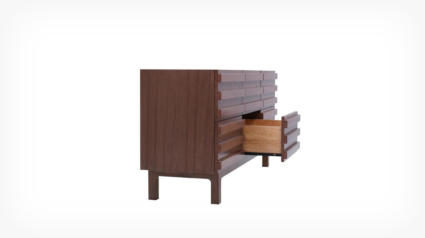 Burrows Double Dresser Eq3