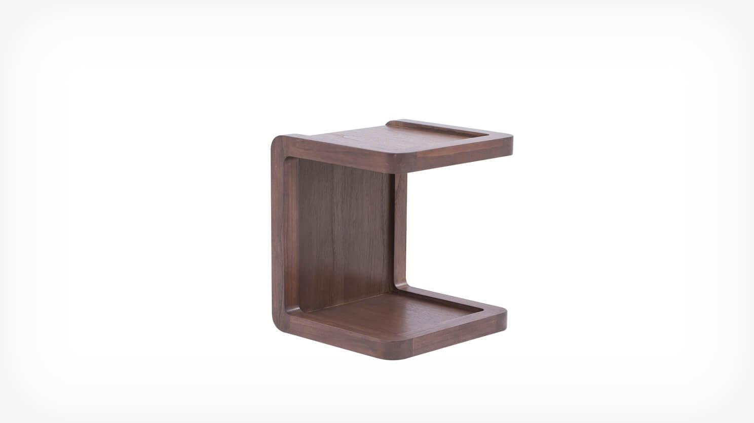 burrows c nightstand eq3. Black Bedroom Furniture Sets. Home Design Ideas
