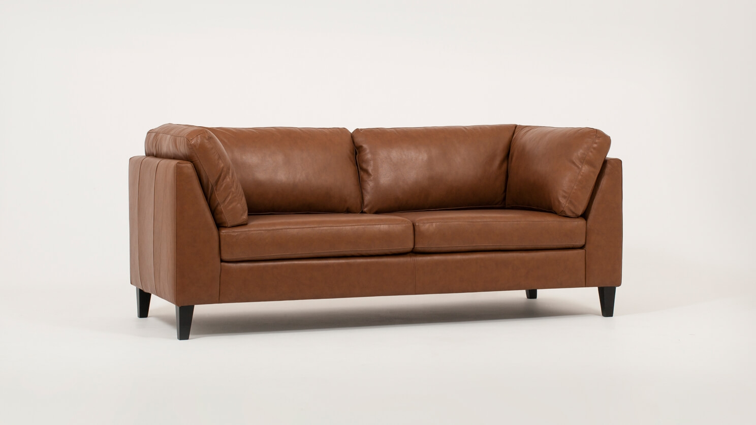 Salema Apartment Sofa - Leather | EQ3