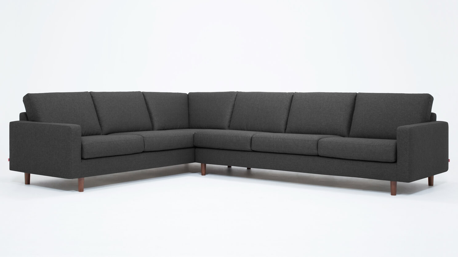 Delicieux Oskar 2 Piece Sectional Sofa   Fabric | EQ3