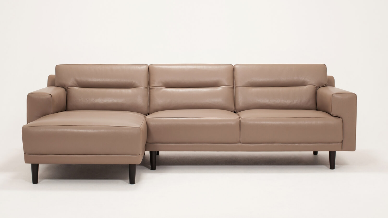 Remi 2-Piece Sectional Sofa with Chaise - Horizontal Pull ...