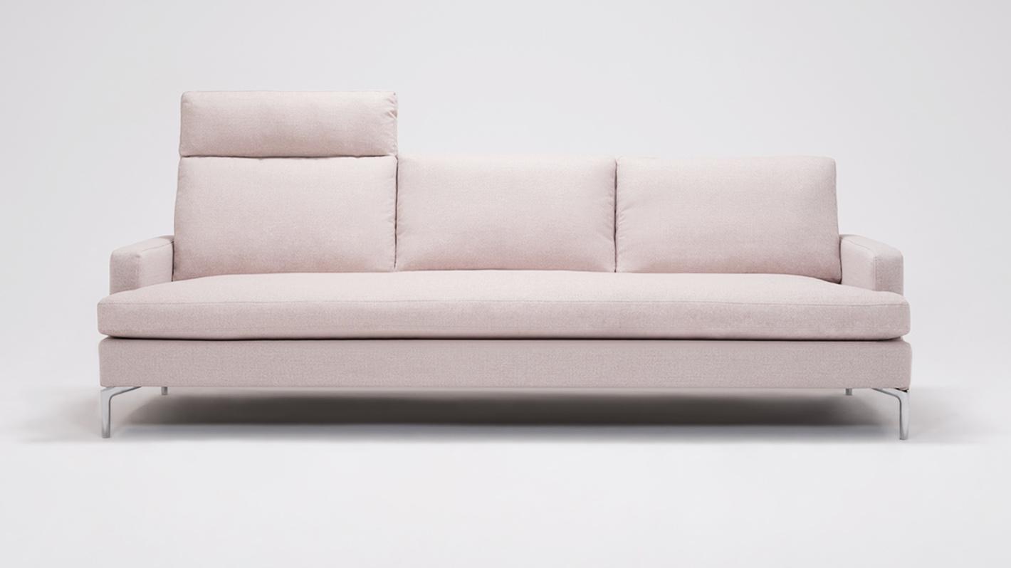 Beau Eve Classic Sofa   Fabric | EQ3
