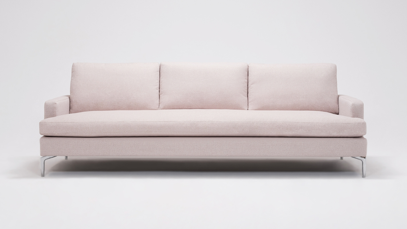 Charmant Eve Classic Sofa   Fabric