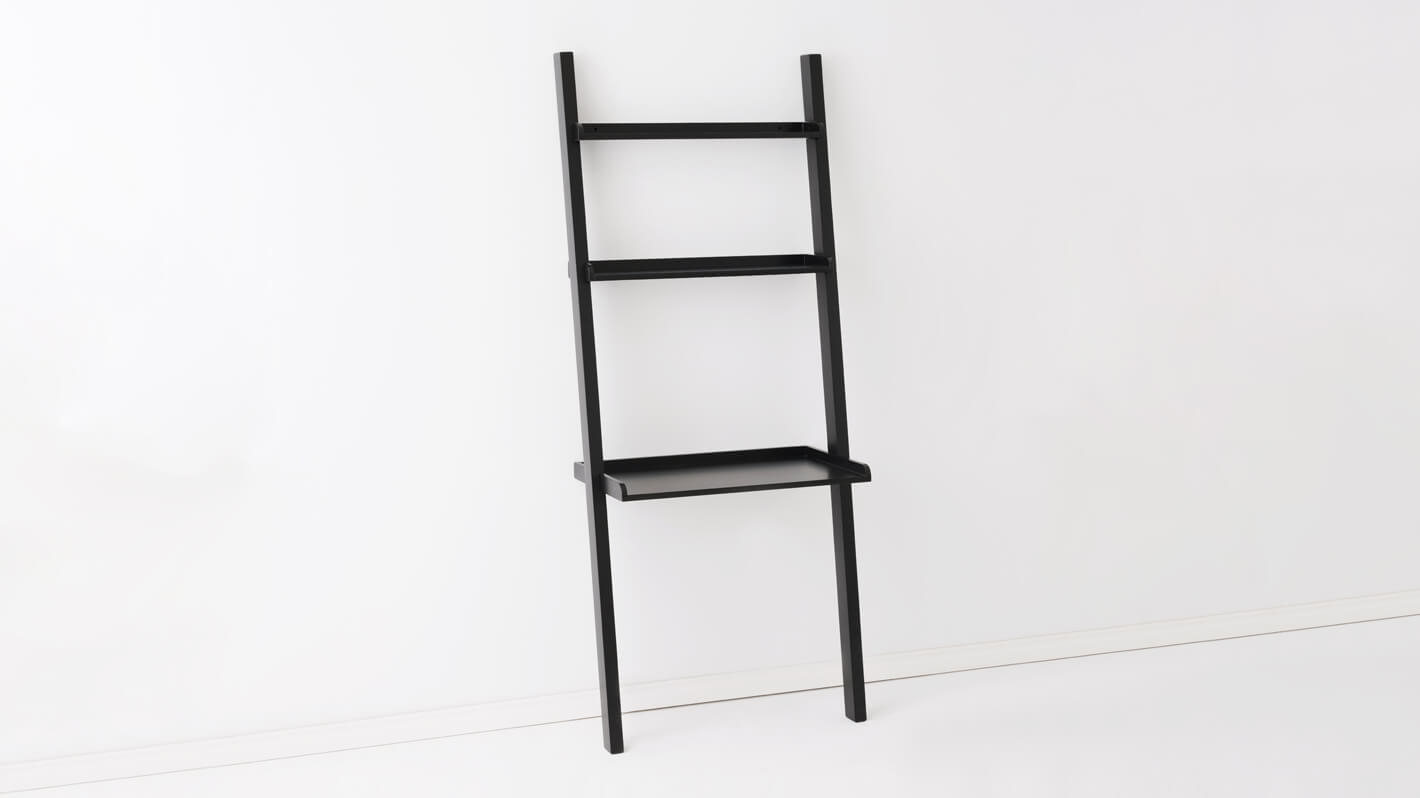 Murale integre laque willow gros echelle redoute etagere tablette