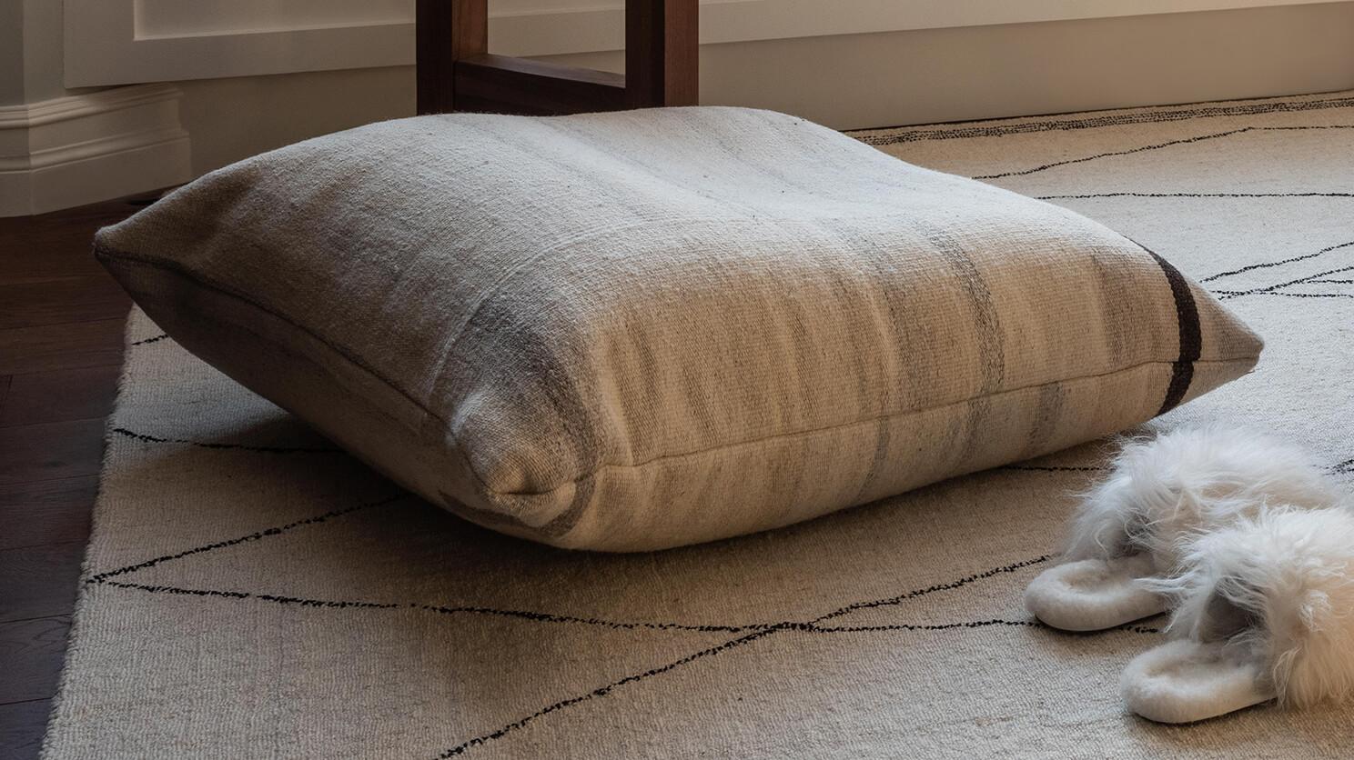 Nomad Floor Pillow Eq3