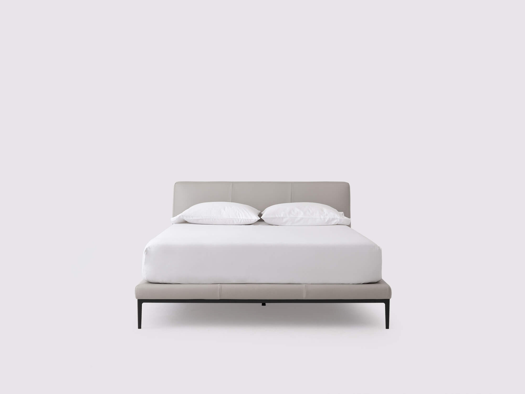 The Oma Bed Modern Upholstered Bed Eq3 Canada