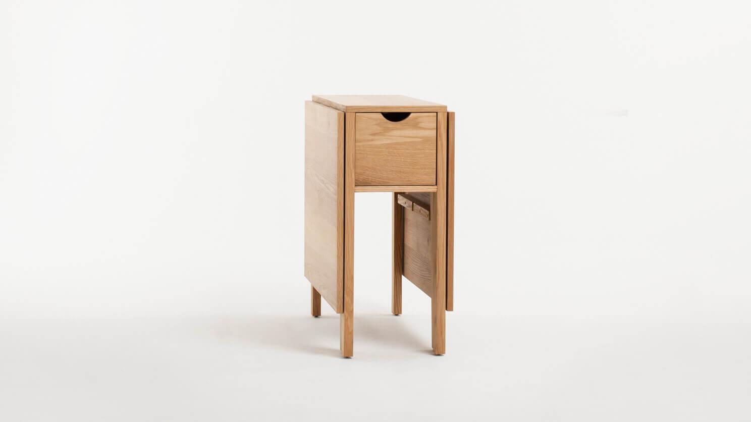Table Rabattable Petit Espace table pliante hallie