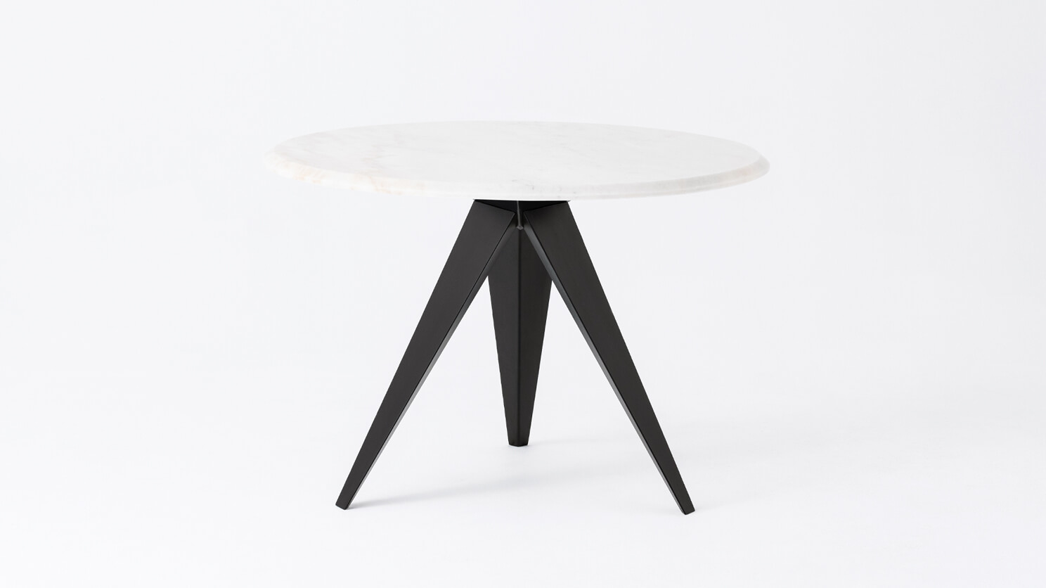 Mesa Round Dinette Table Contemporary