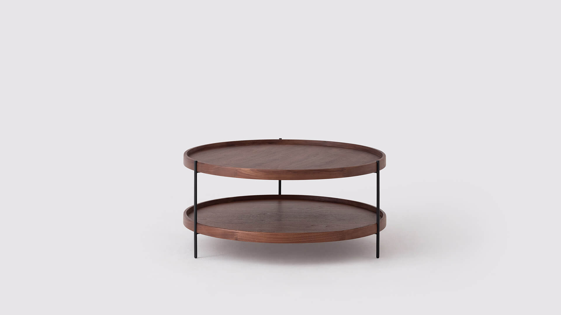 Sage Round Coffee Table Eq3 Minimalist Coffee Table