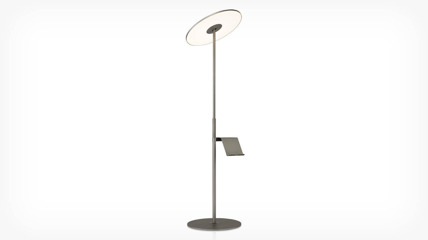 Circa Floor Lamp With Pedestal Eq3