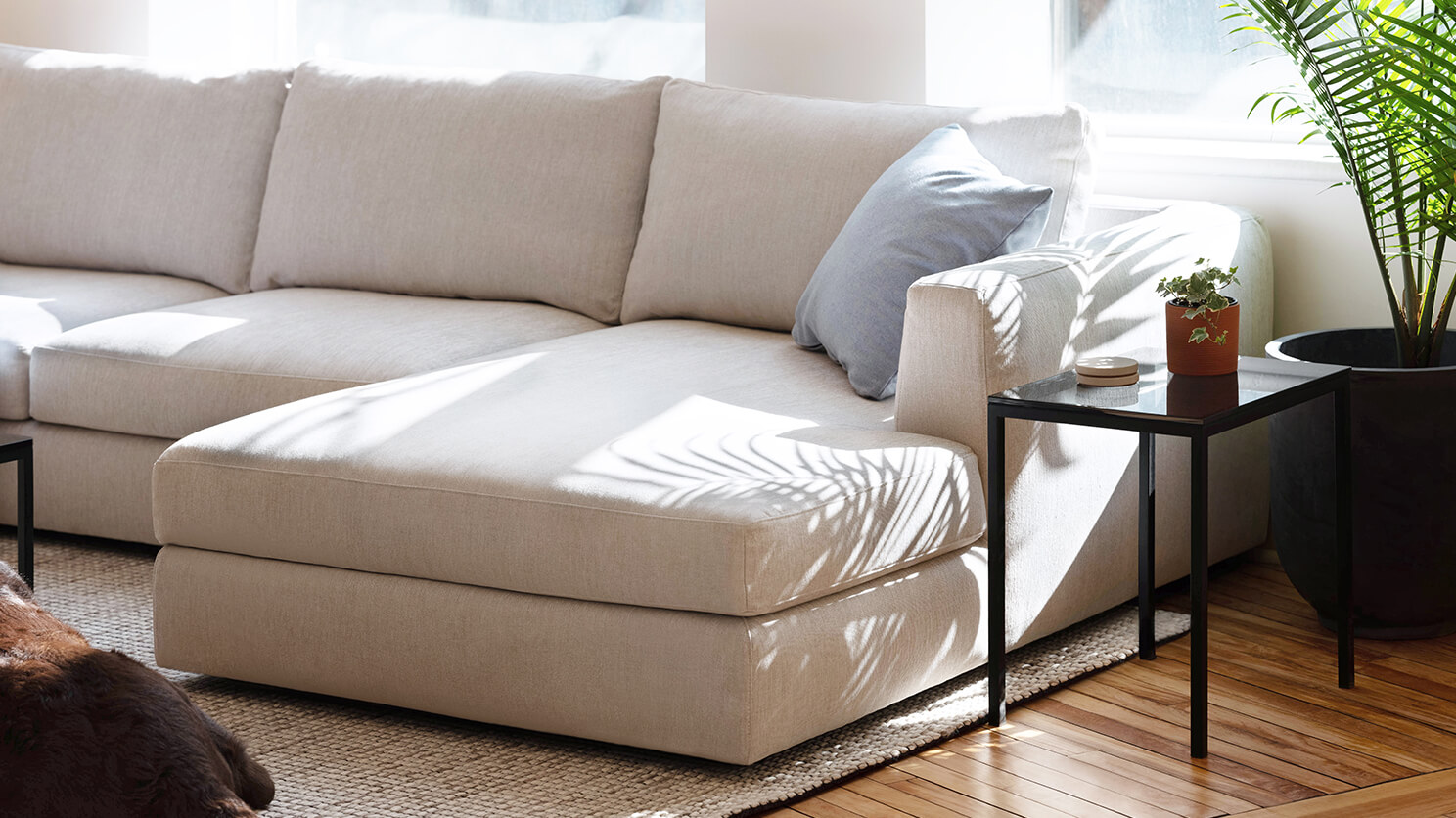 Cello 2 Piece Sectional Sofa With