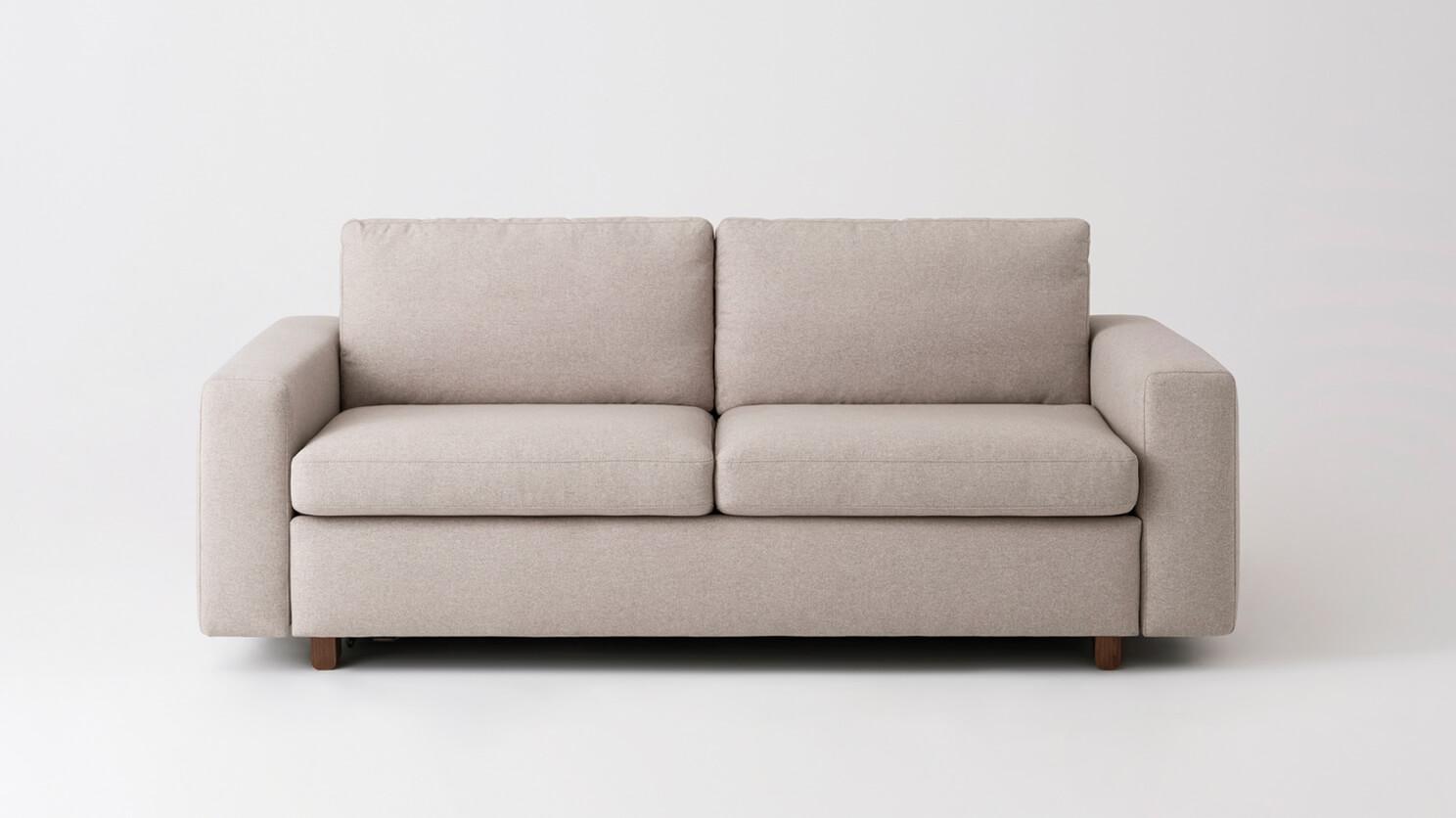 reva sleeper sofa fabric double sofa bed fabric hy326 black sand arm fabric black sand