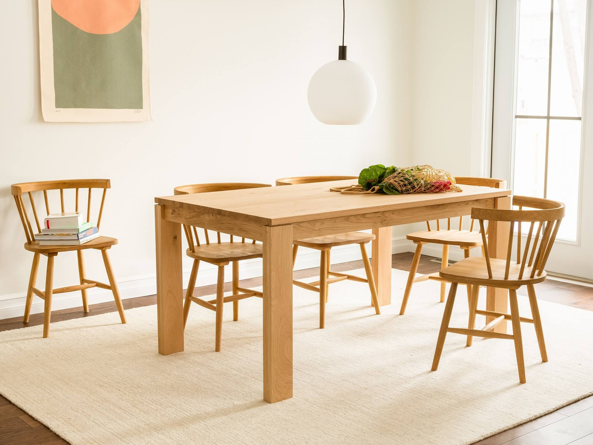 Bon Expandable Dining Table, Eq3 Dining Room Tables