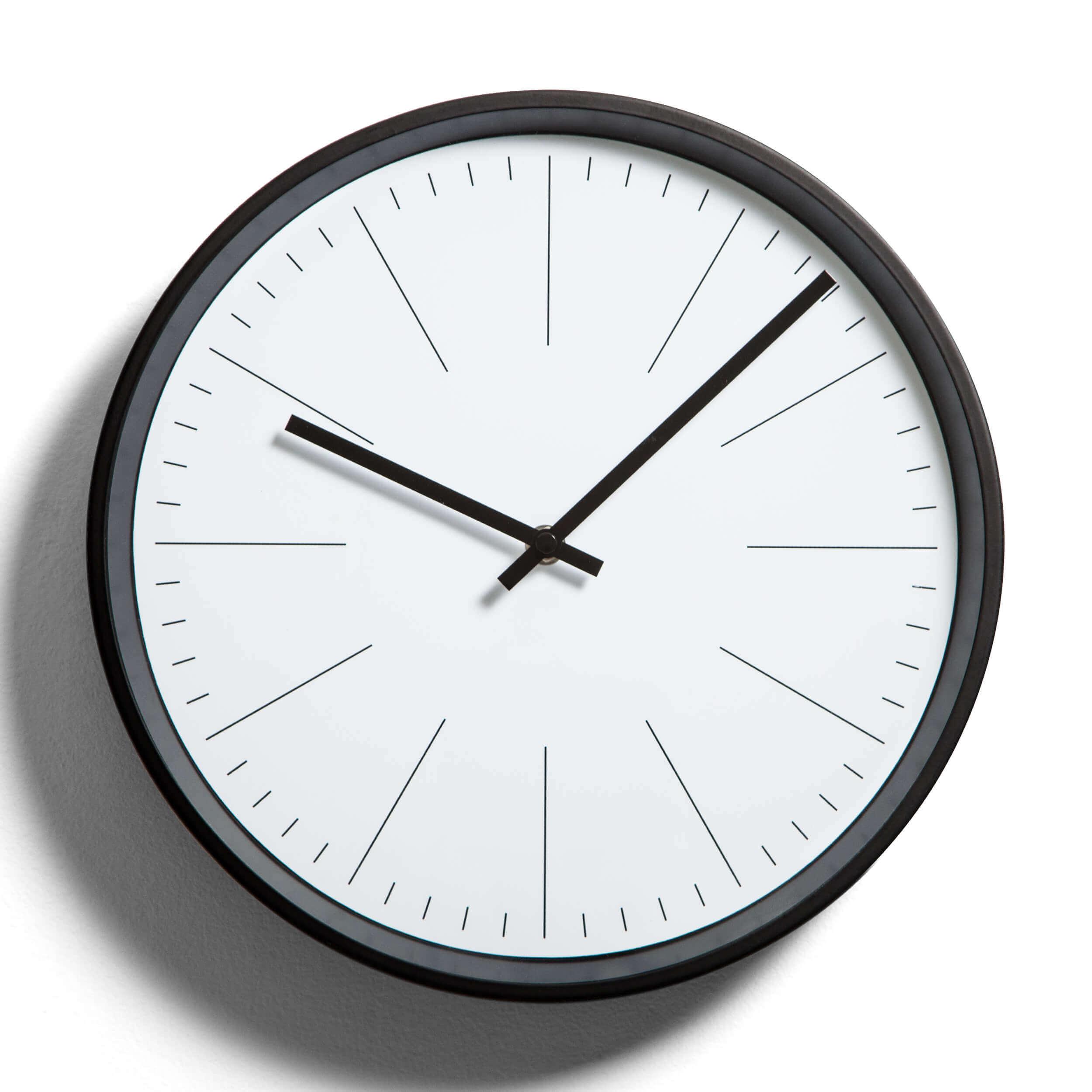 Watch Wall Clock Modern Wall Clock From Eq3