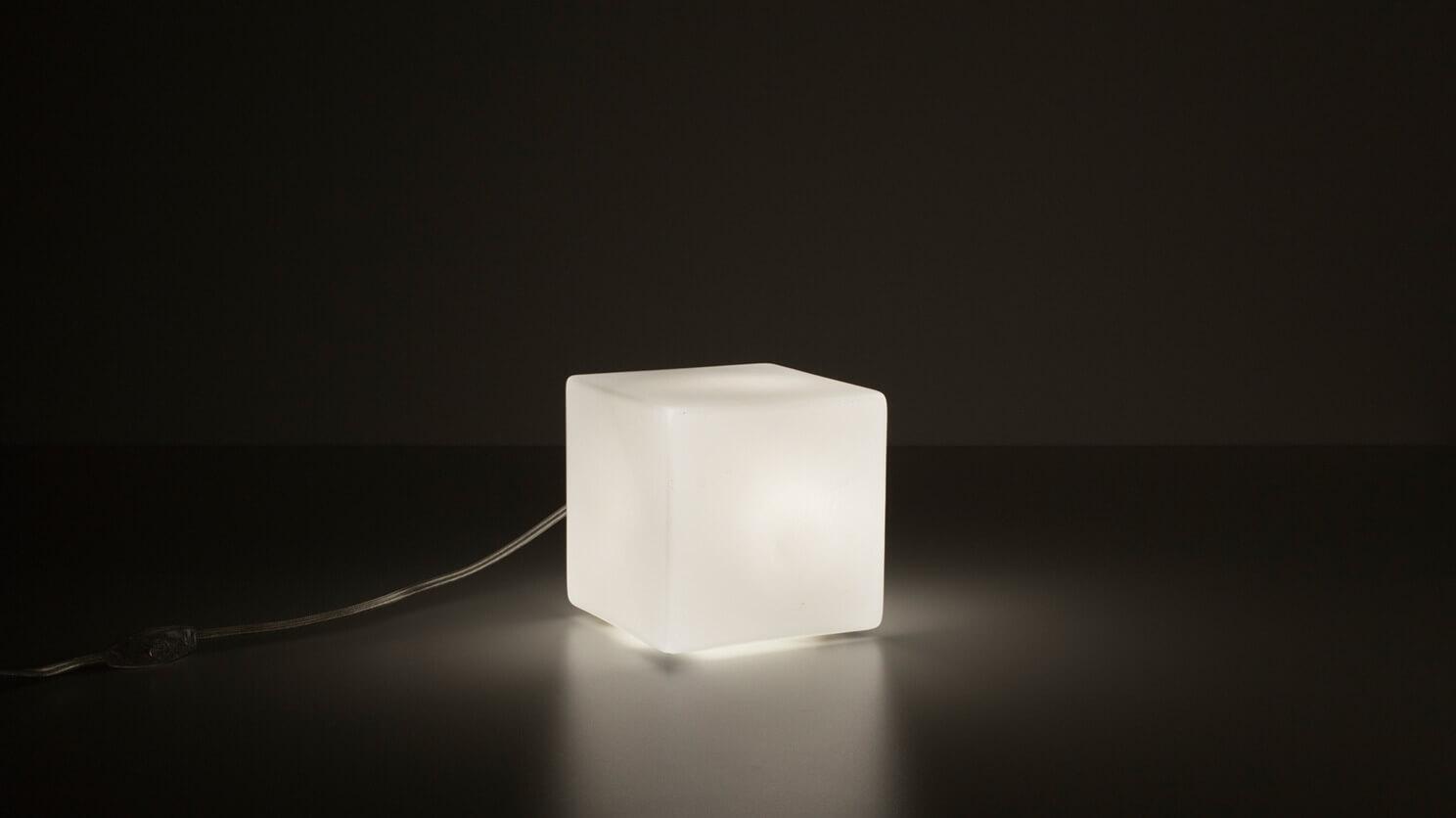 Boxy Table Lamp Small
