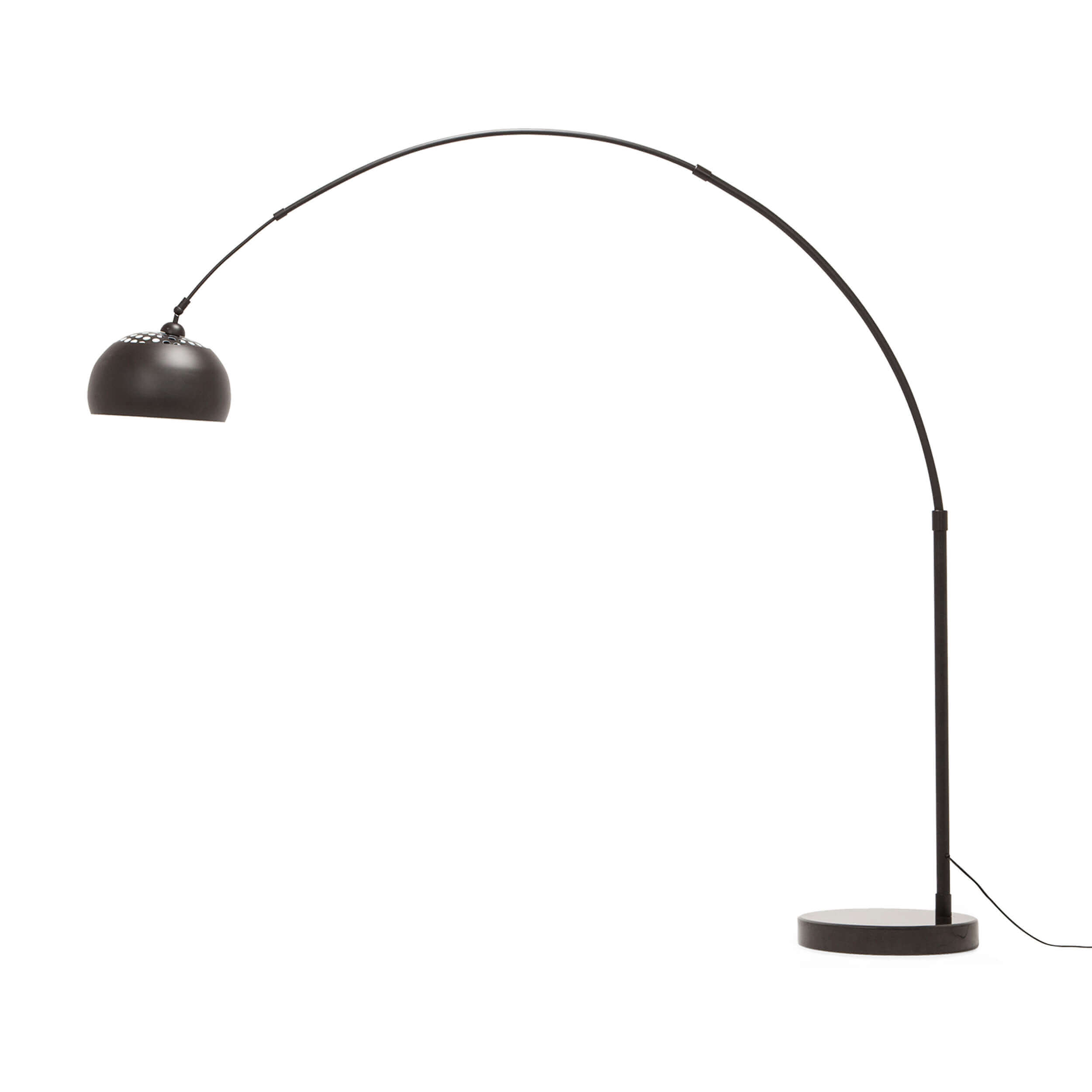 Cast Floor Lamp Br Or