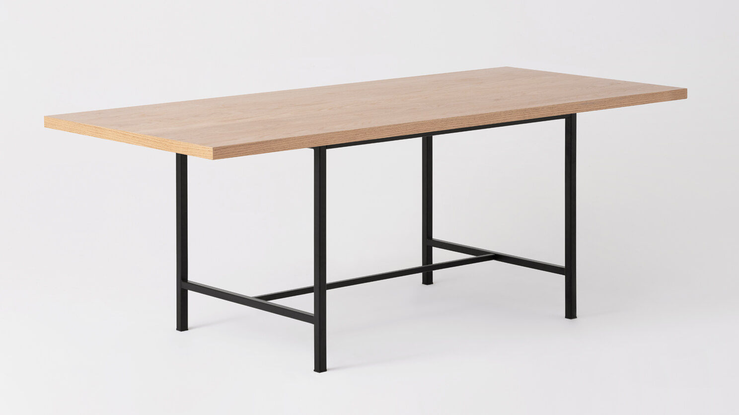Kendall Custom Dining Table 82 Eq3