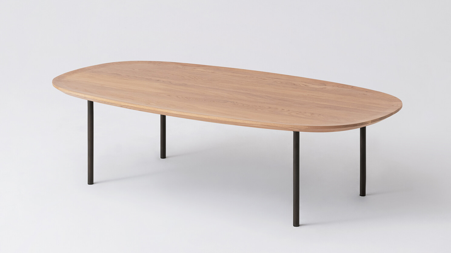 River Oval Coffee Table
