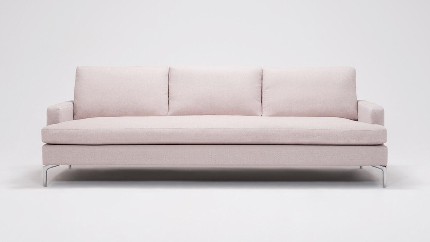 Eve Classic Sofa Fabric Eq3