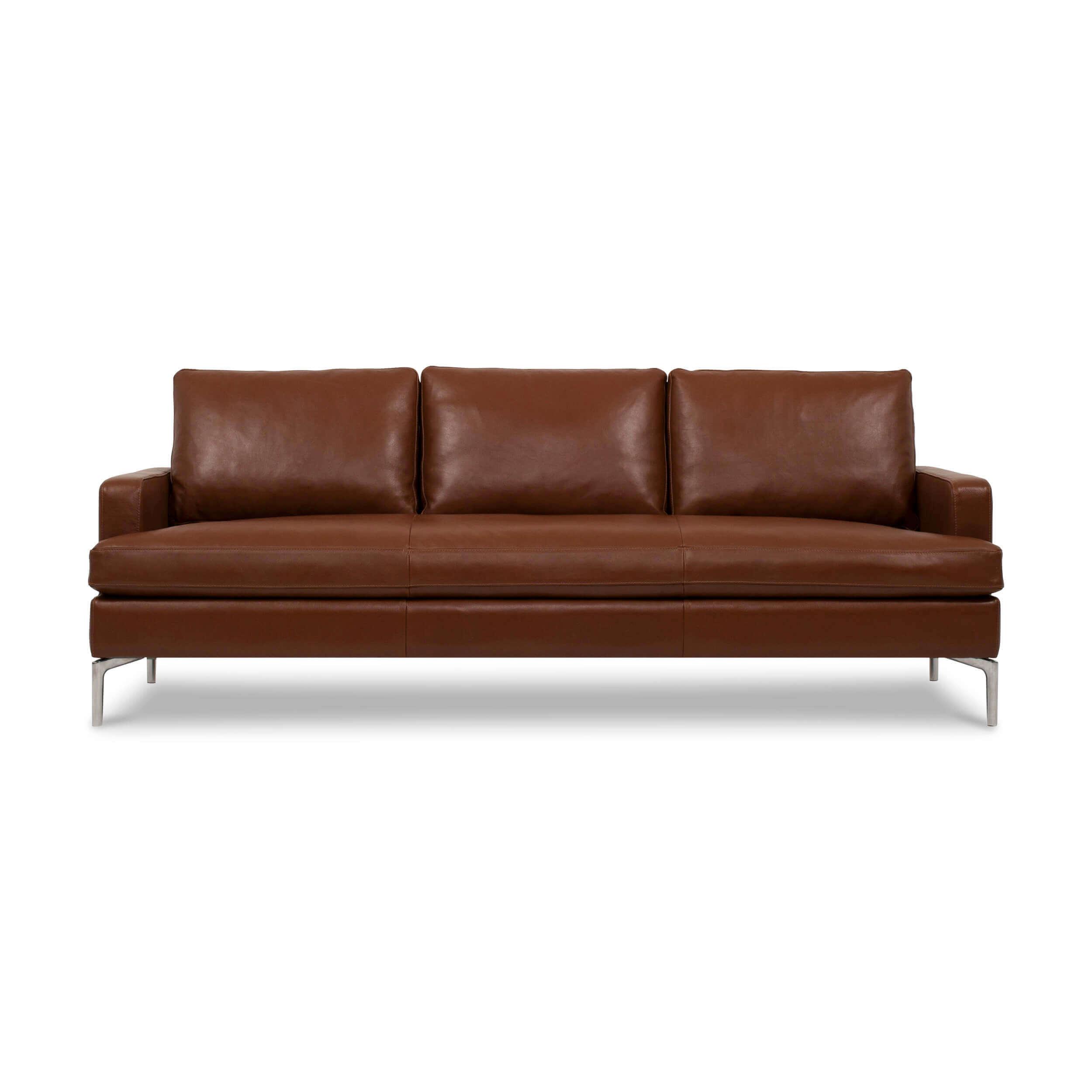 Eve Classic Sofa - Leather