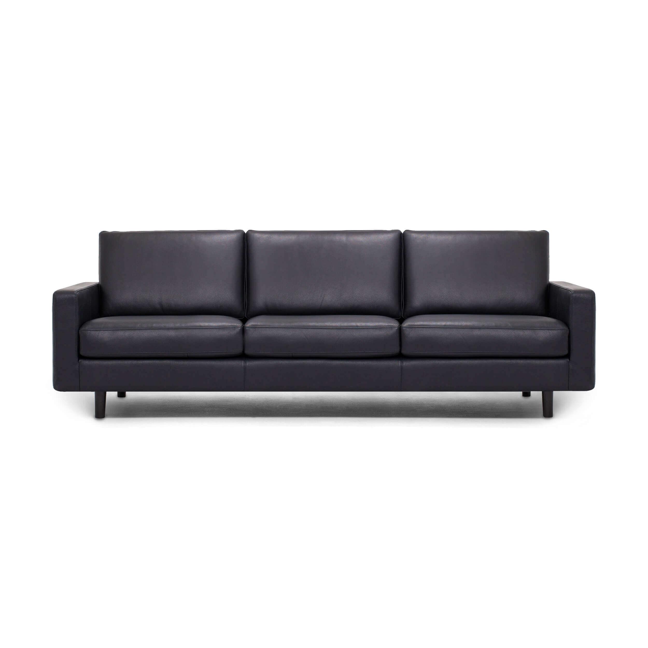 Astounding Oskar 93 Sofa Leather Evergreenethics Interior Chair Design Evergreenethicsorg