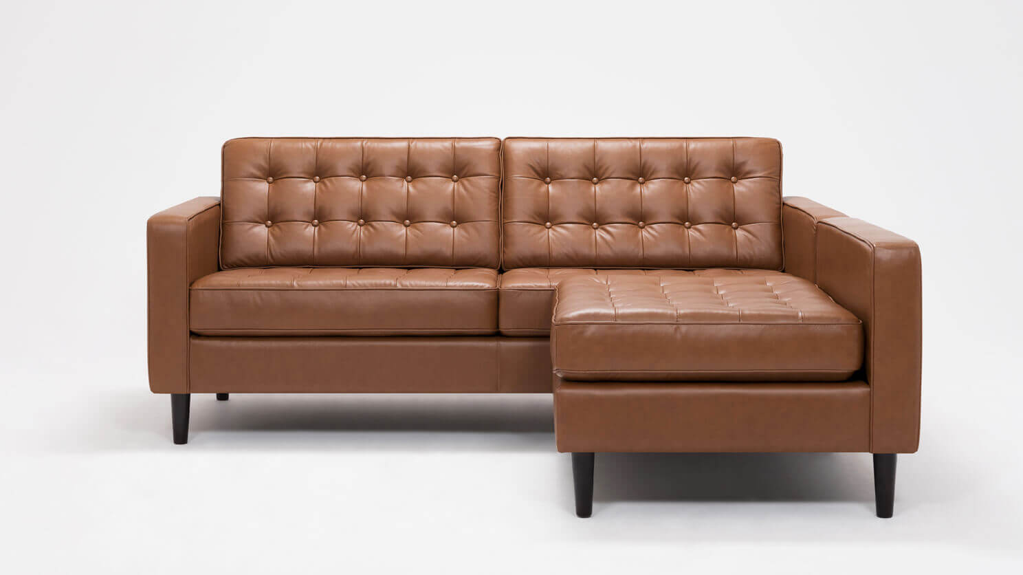 Reverie Apartment Sofa - Leather