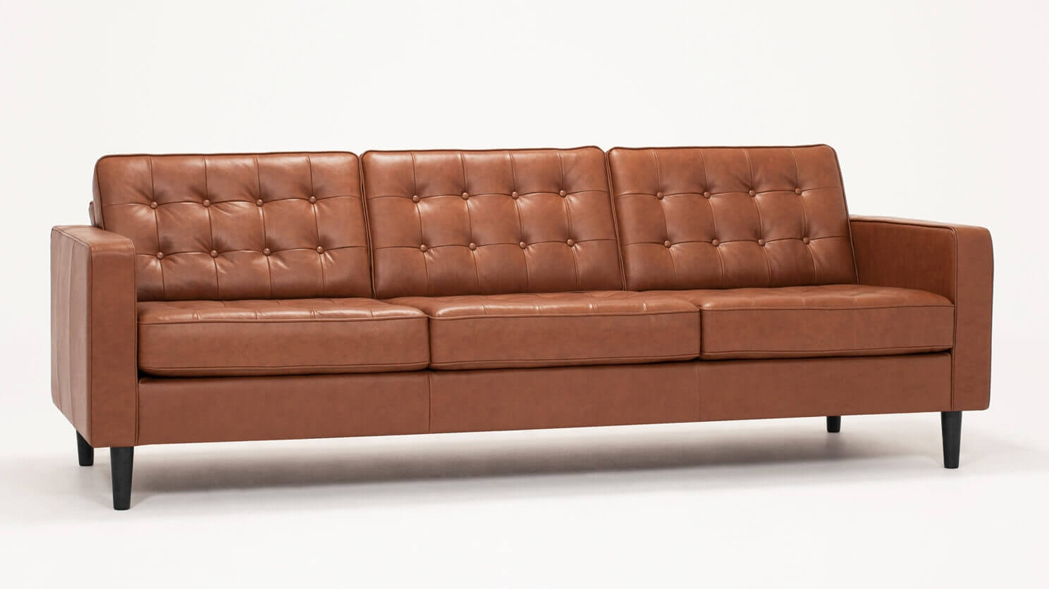 Pleasant Reverie 92 Sofa Leather Eq3 Home Remodeling Inspirations Gresiscottssportslandcom