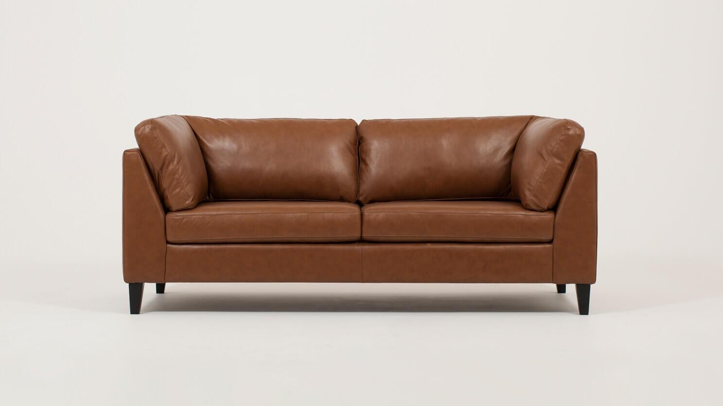 Salema Apartment Sofa - Leather | EQ3