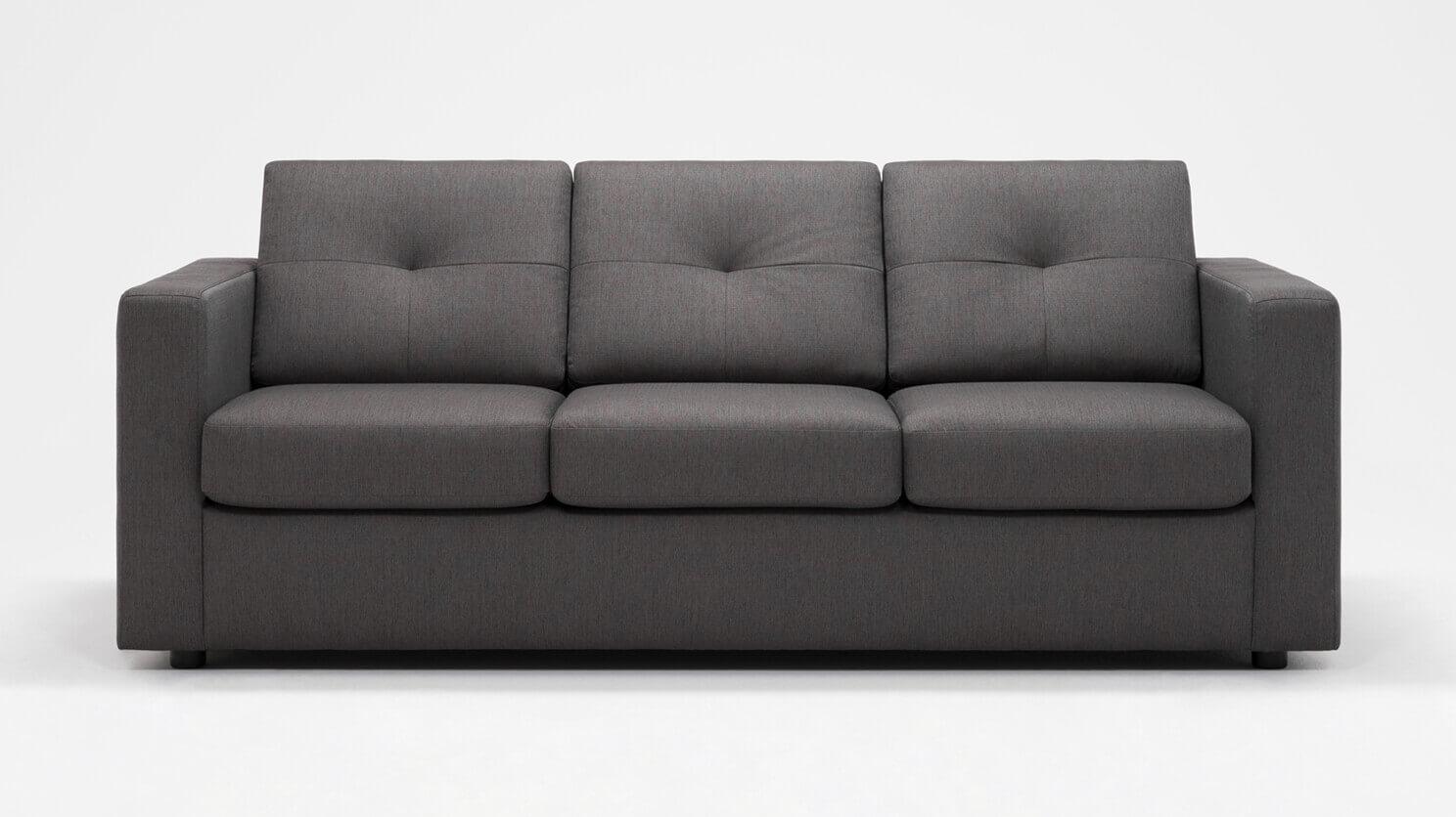 Solo Sofa Sleeper - Fabric | EQ3