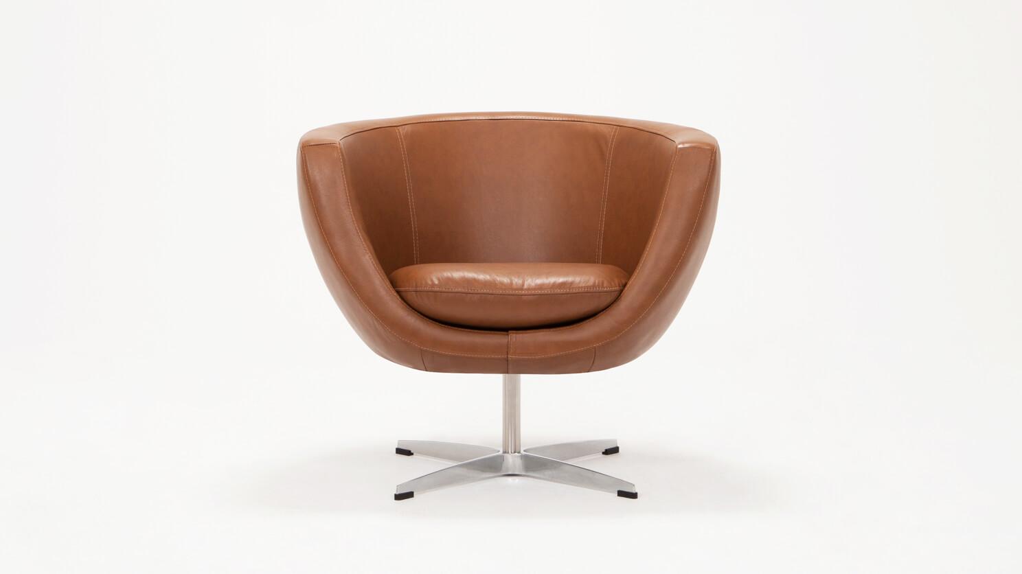 Prime Tub Chair Leather Eq3 Creativecarmelina Interior Chair Design Creativecarmelinacom