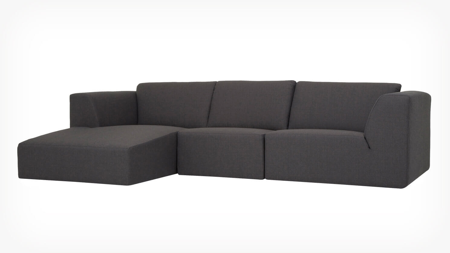 Morten 3-Piece Sectional Sofa With Chaise | EQ3