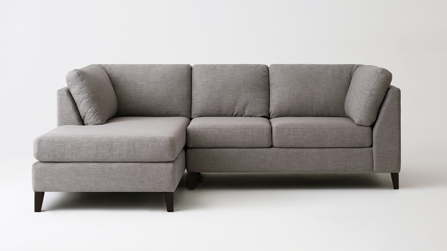 Salema 2-Piece Sectional Sofa With Chaise | EQ3