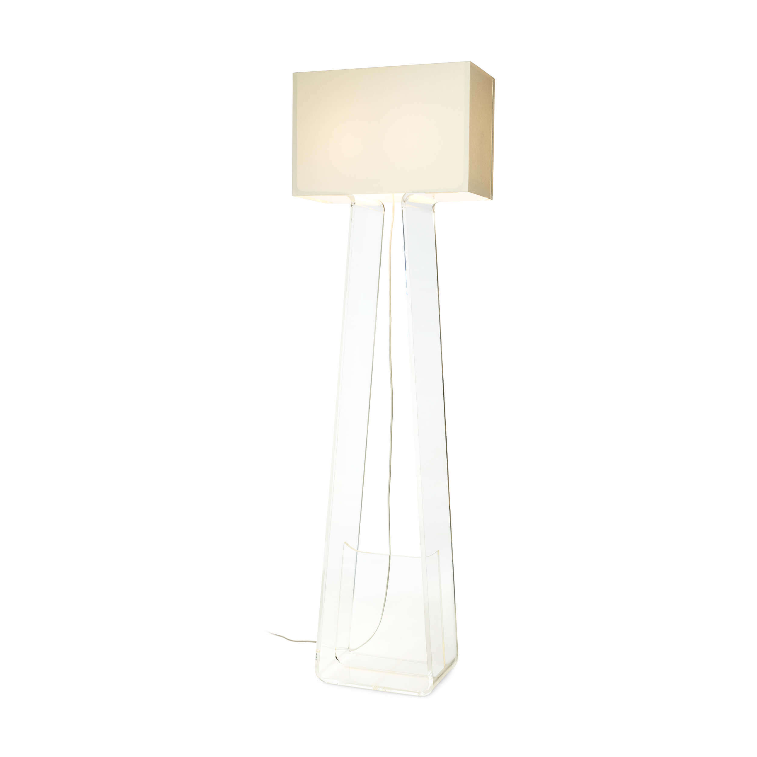 new style a6261 88c56 Tube Top Floor Lamp - 60