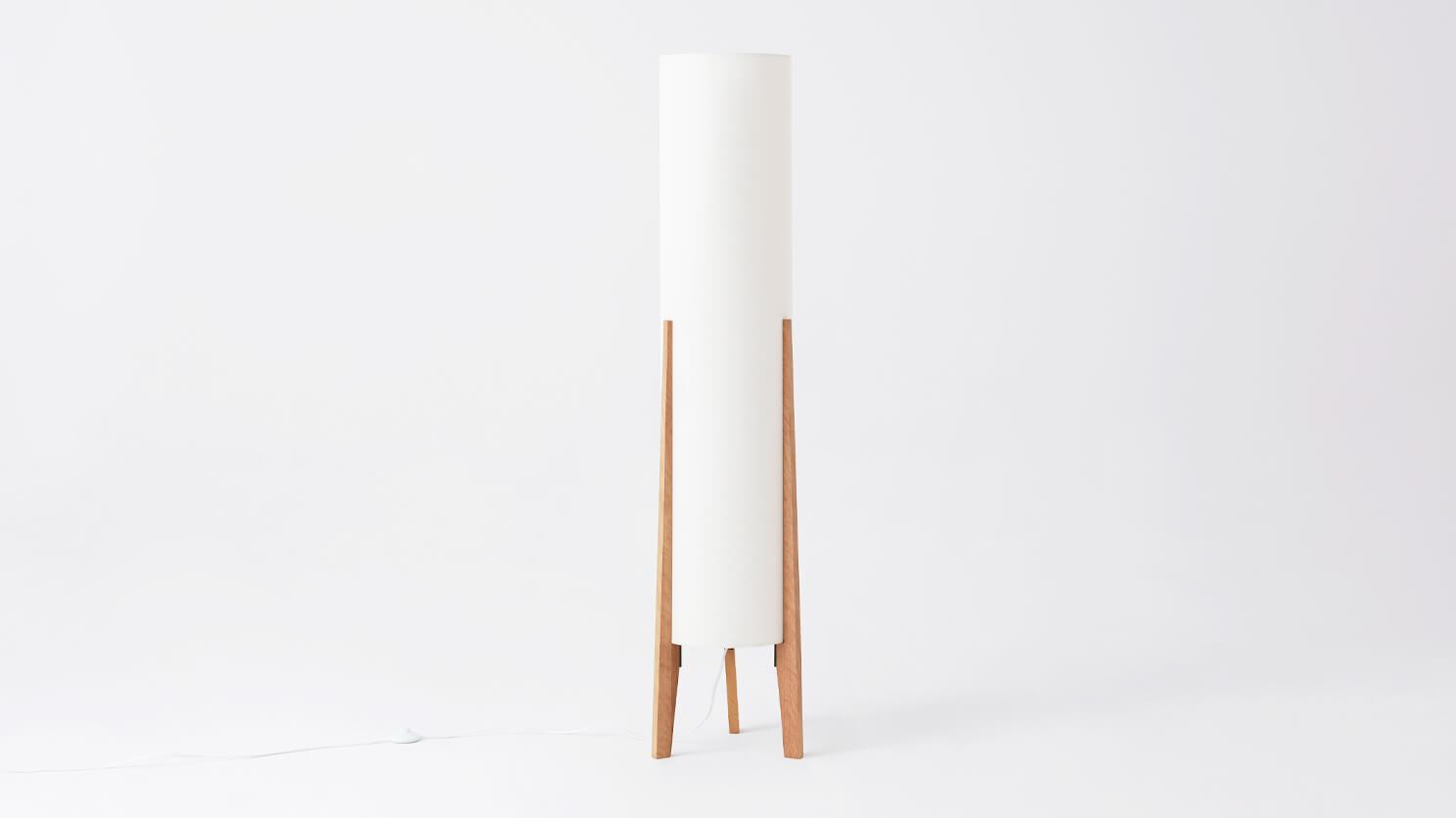 innovative design 53518 25004 Tube Floor Lamp | EQ3