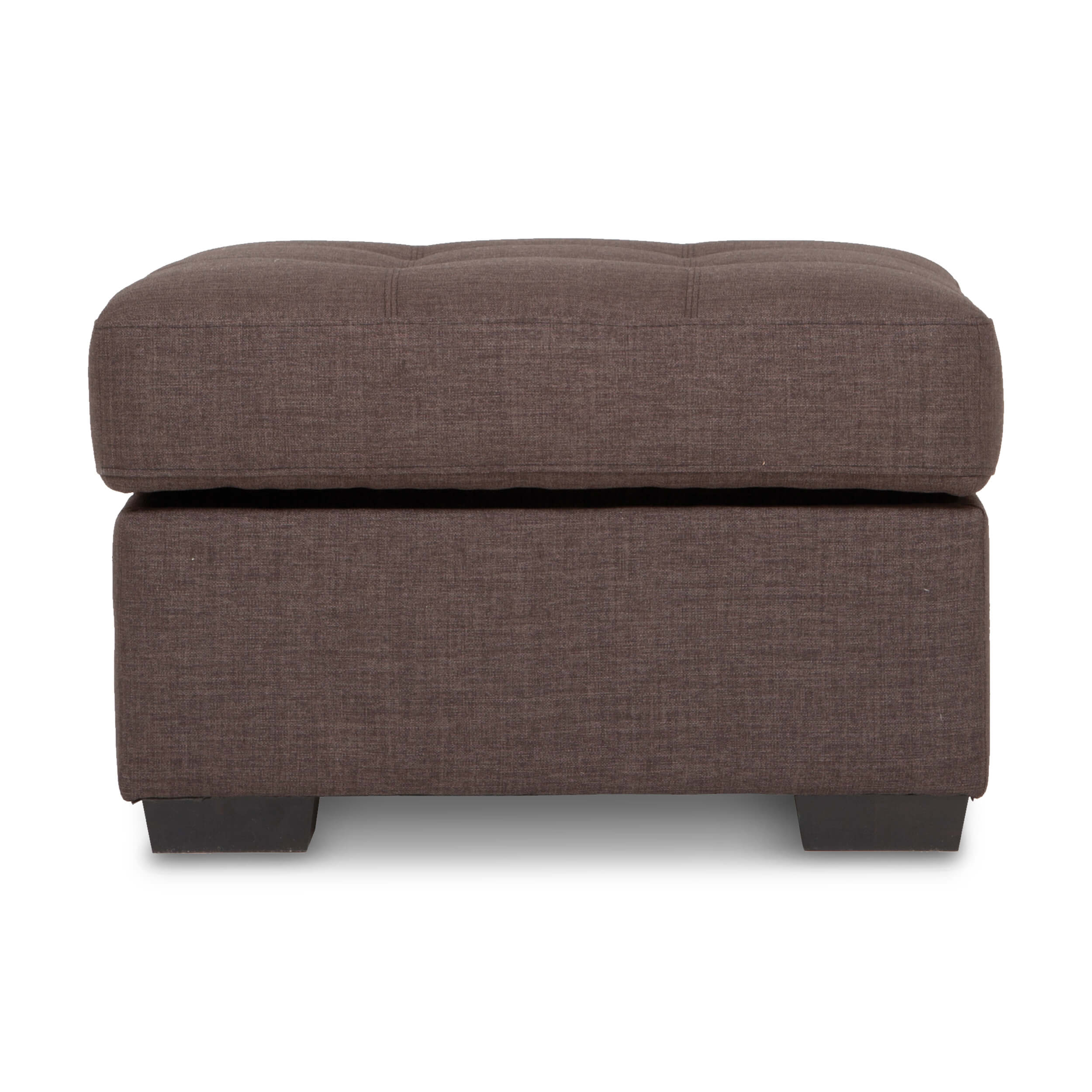 Porter Storage Ottoman Fabric Eq3