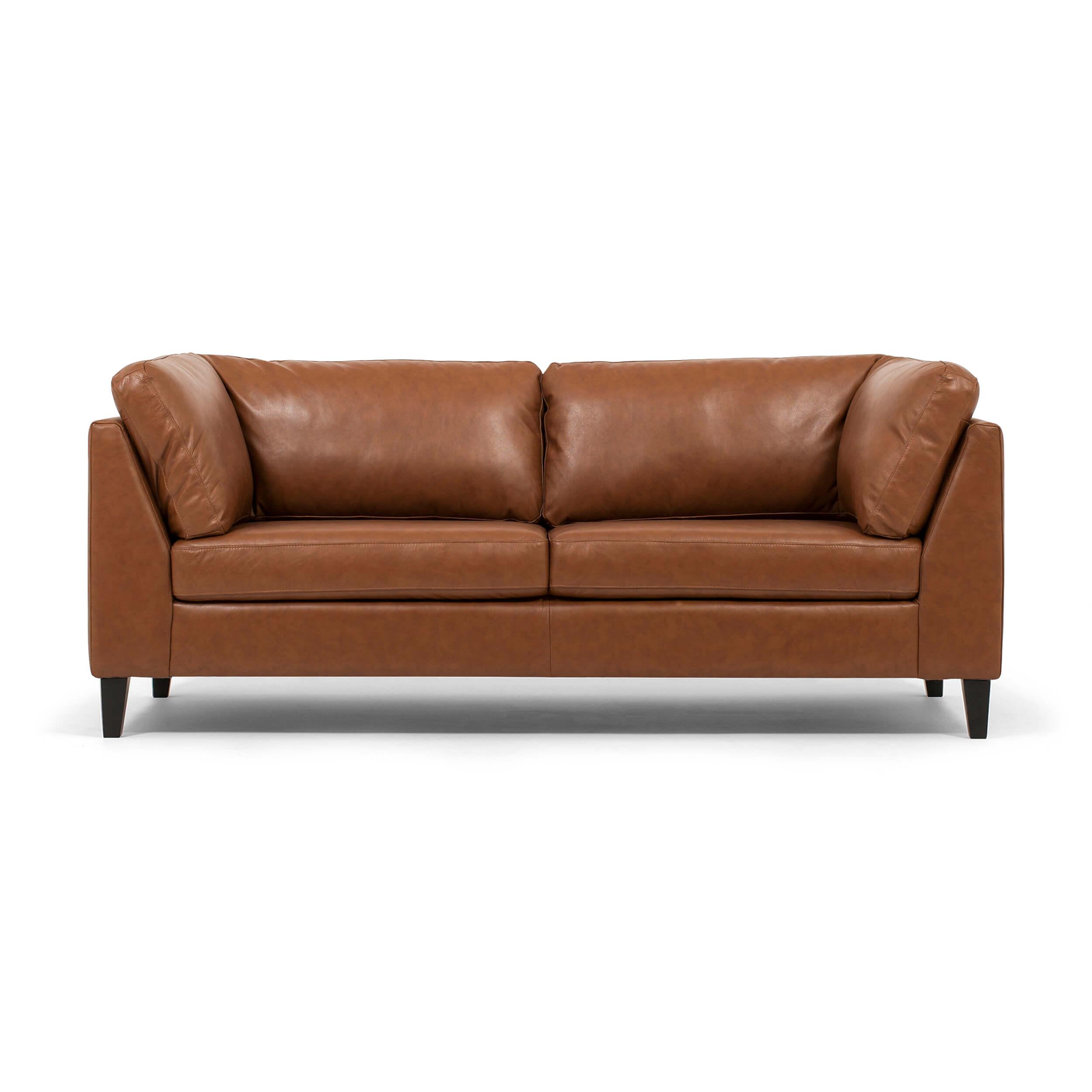 Salema Apartment Sofa - Leather