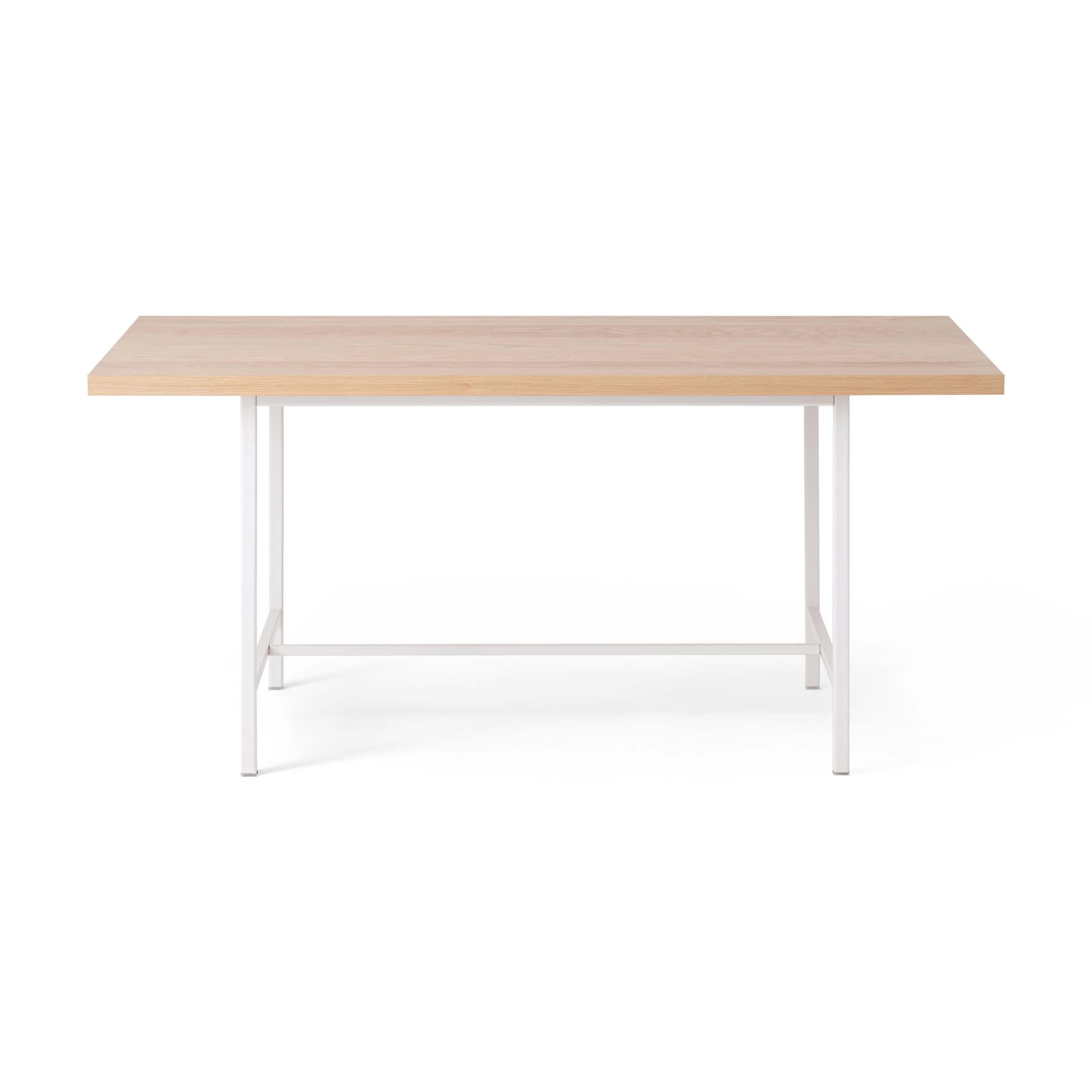 Kendall Custom Dining Table 82 Quot Oak Top Eq3