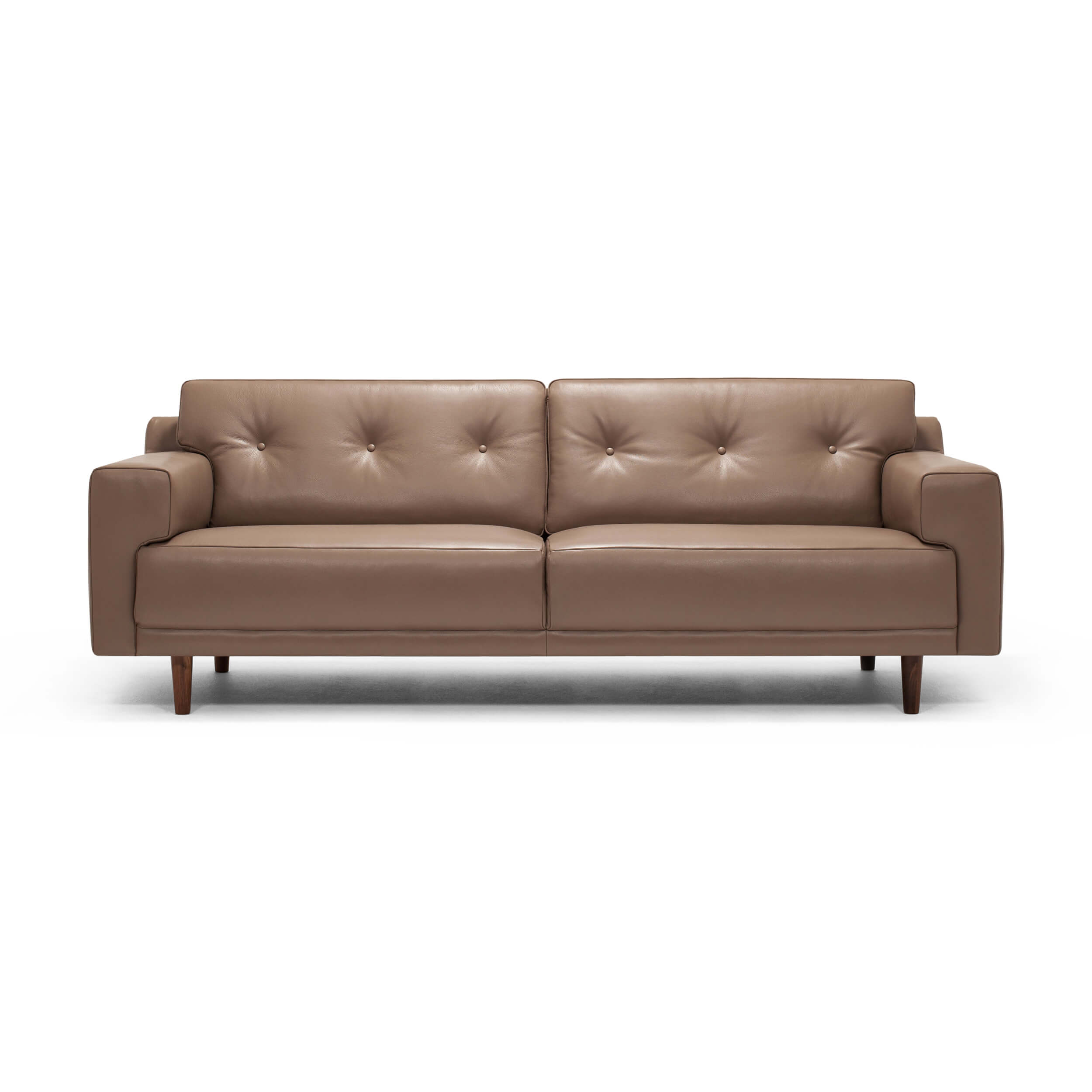 "Remi 87"" Sofa - Leather"