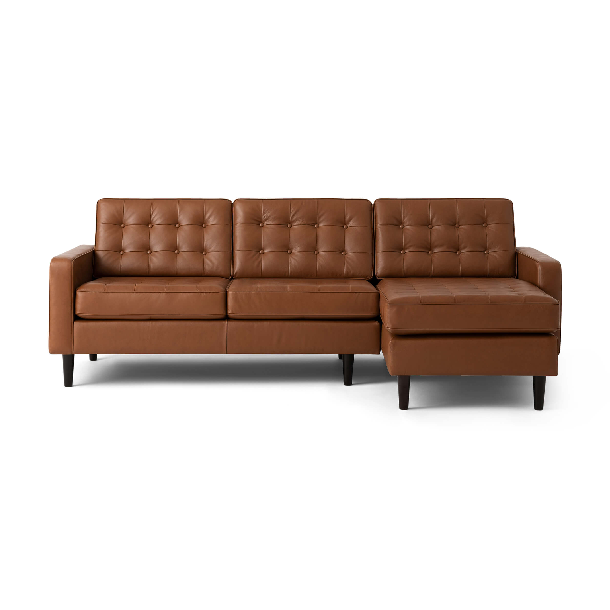 Reverie 2-Piece Sectional Sofa With Chaise - Leather